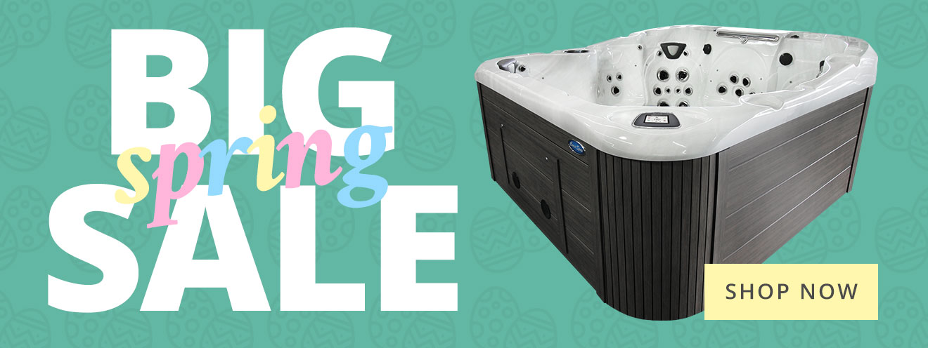The BIG Hot Tub Sale at Award Leisure Super Store | Quick Hot Tub Delivery