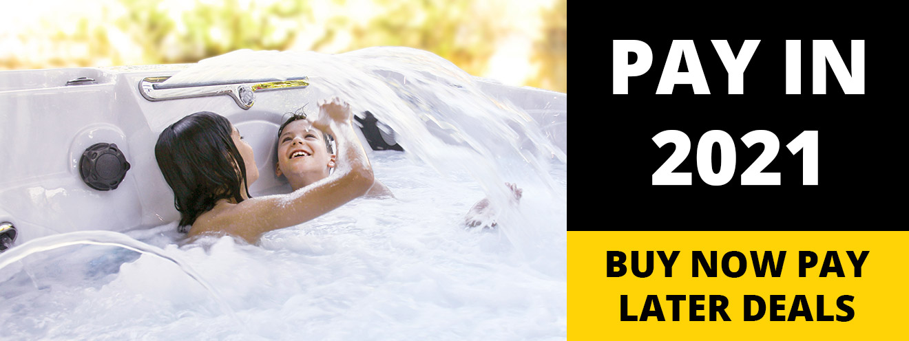 Hot Tubs Buy Now Pay Later Finance