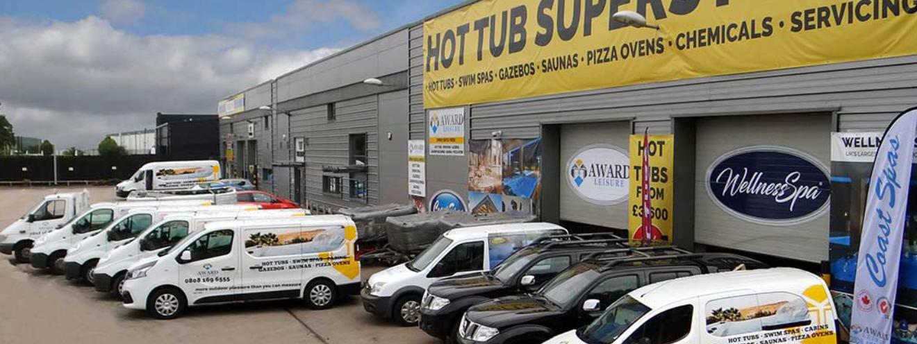 Hot Tub Superstore in The East Midlands